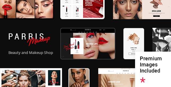 Parris - Beauty and Makeup Shop