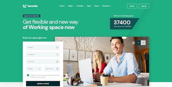 Saas Software Landing & Startup Agency Template