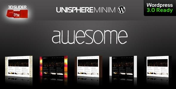 UniSphere Minim Corporate and Portfolio - Business Corporate