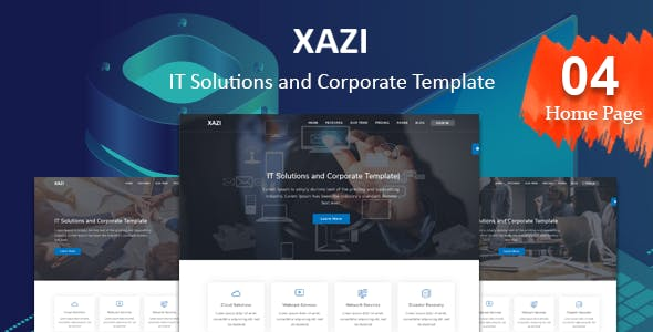 Xazi - IT Solutions and Corporate