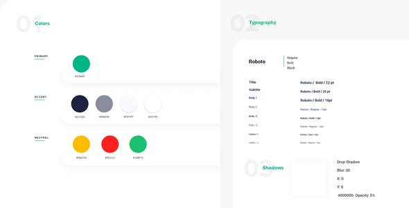 Gfund – Charity Donation Sketch Template