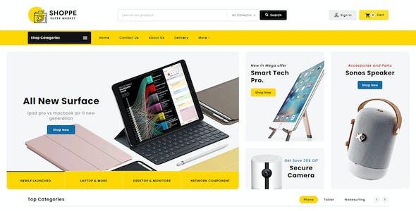 Shoppe - Shopify Multi-Purpose Responsive Theme