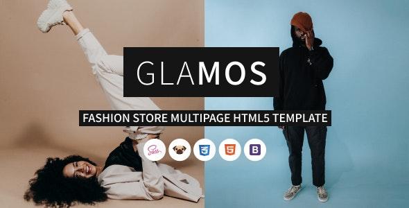 Glamos - Fashion Store HTML5 Template - Fashion Retail