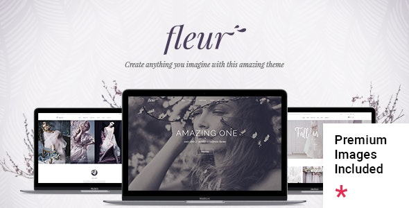 Fleur - Wedding Theme - Wedding WordPress