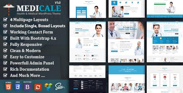 Medicale - Health Dentist - Health & Beauty Retail