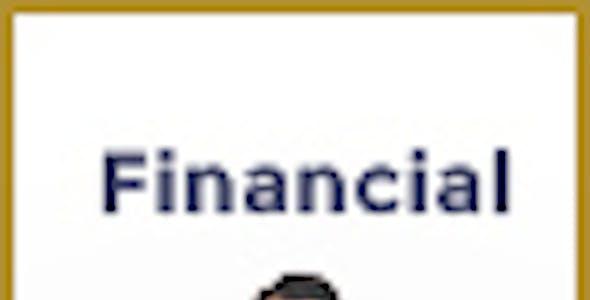 Financial - Startup Business WordPress Theme