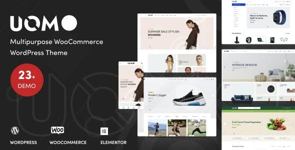 Uomo - Multipurpose WooCommerce WordPress Theme