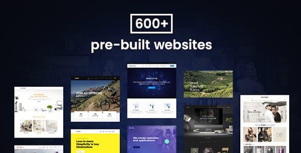 Betheme | Multipurpose Website Builder for WordPress