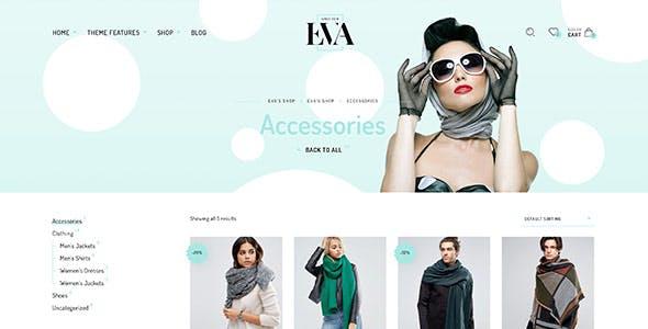 Eva - Fashion WooCommerce Theme