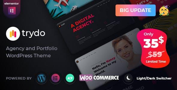 Agency & Portfolio Theme - Trydo