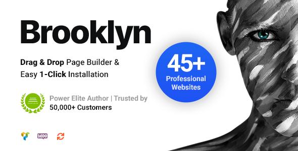 Brooklyn | Creative Multi-Purpose Responsive WordPress Theme - Portfolio Creative