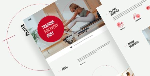 Ativo - Fitness Pilates WordPress