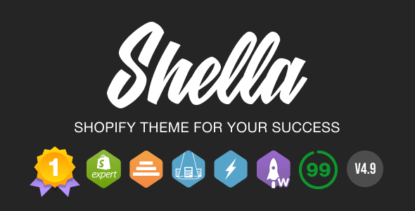 Shella - Multipurpose Shopify Theme. Fast, Clean, and Flexible.