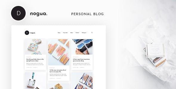Dinogua - HubSpot Blog Theme