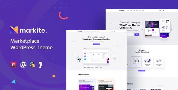 Markite - Digital Marketplace WooCommerce Theme