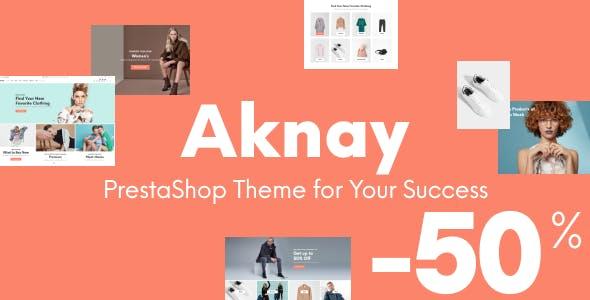 Aknay - Multipurpose Prestashop Theme