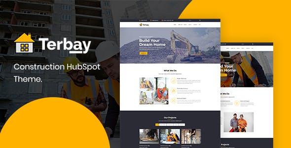 Terbay - Construction HubSpot Theme