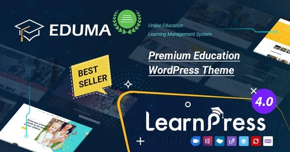 Eduma v4.4.7 – Education WordPress Theme