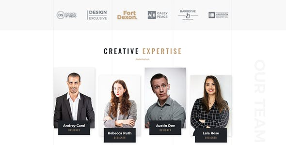 CoDesign - Architect & Interior Design HTML Template