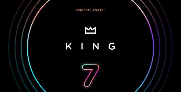 King - WordPress Viral Magazine Theme - Blog / Magazine WordPress