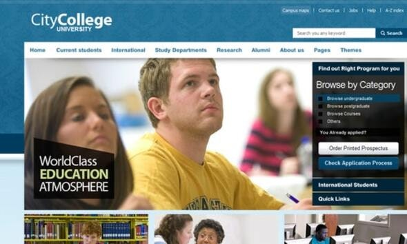 City College - Business Corporate