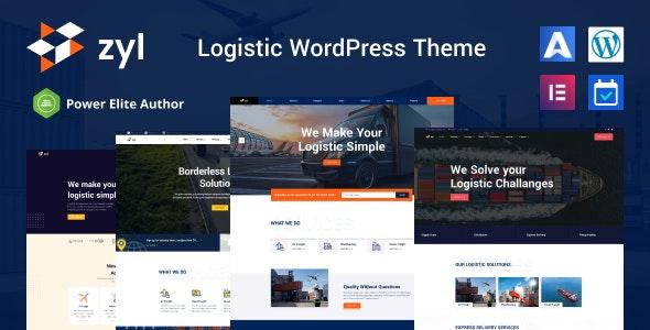 zyl - Transportation Logistics - Business Corporate