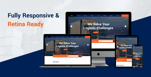 zyl - Logistics WordPress