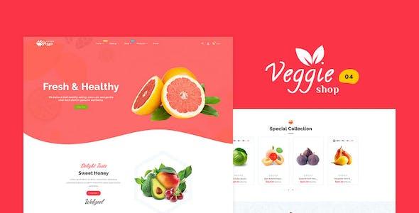 Veggie - Shopify Multi-Purpose Responsive Theme
