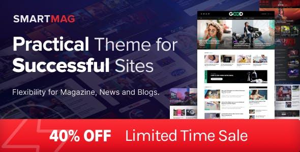 SmartMag - News & Magazine WordPress