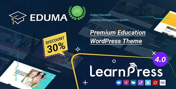 Education WordPress Theme | Eduma - Education WordPress