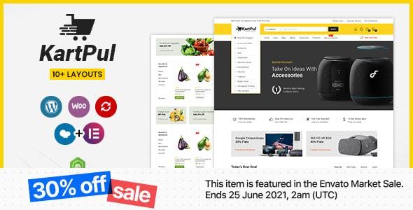 KartPul - Multipurpose WooCommerce Theme