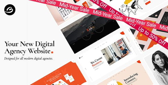 Borgholm - Marketing Agency Theme