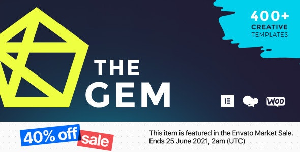 TheGem - Creative Multi-Purpose High-Performance WordPress Theme - Creative WordPress
