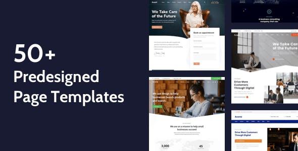 Avante | Business Consulting WordPress
