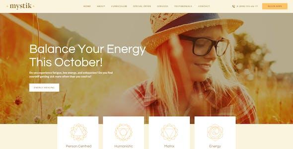 Mystik   Astrology & Esoteric Horoscope Fortune Telling WordPress Theme + RTL