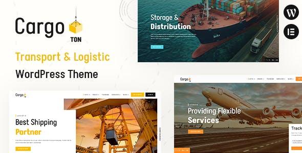Cargoton - Transport & Logistic WordPress Theme
