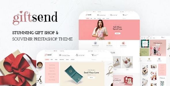 Leo Giftsend - Gift & Souvenir Prestashop Theme - PrestaShop eCommerce