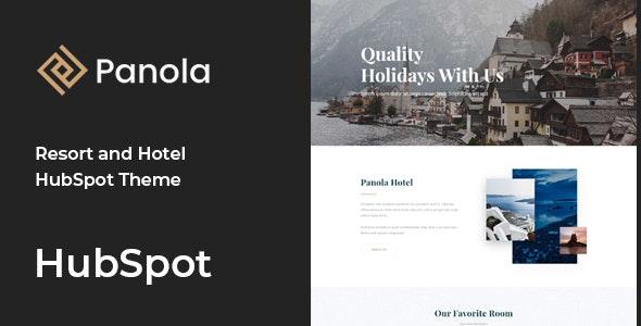 Panola : Resort and Hotel HubSpot Theme - Miscellaneous HubSpot CMS Hub