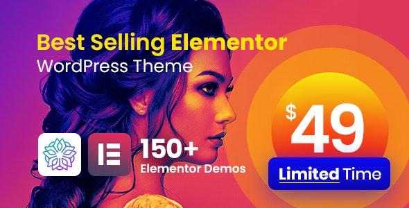 Phlox Pro v5.6.2 – Elementor MultiPurpose Theme
