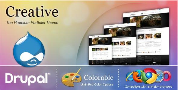 Creative - The Premium Portfolio Theme