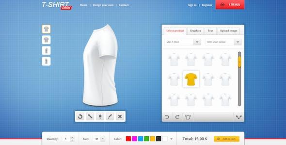 T Shirt Designer Creator