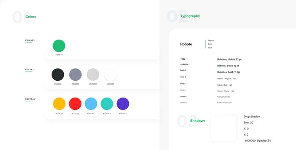 Mesio - Food Delivery Figma Template