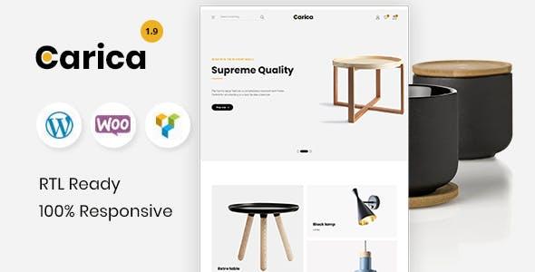 Furniture Handmade Shop WooCommerce Theme