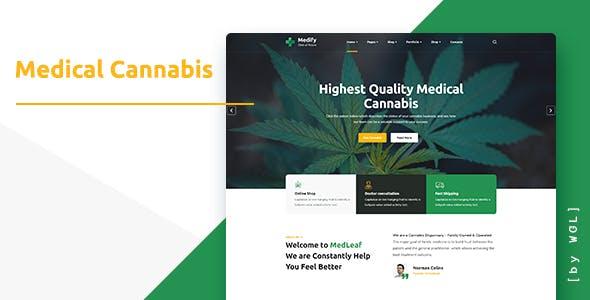 Medify - Health & Clinic WordPress Theme