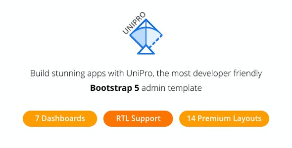 UniPro - Bootstrap 5 Html Admin Template
