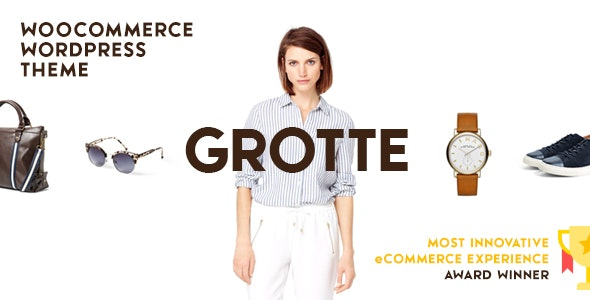 Grotte - A Dedicated WooCommerce Theme by Burnhambox | ThemeForest