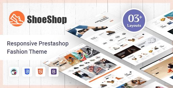 ShoeShop - Best Responsive Prestashop 1.7 Theme - PrestaShop eCommerce