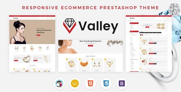 Valley - Jewellery Prestashop Responsive Theme