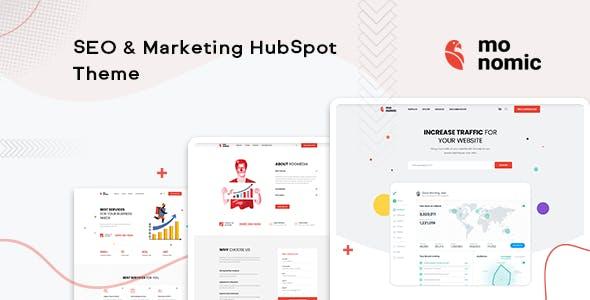 Monomic - SEO & Marketing HubSpot Theme