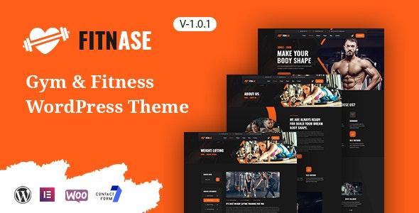 Fitnase v1.0.1 – Gym And Fitness WordPress Theme